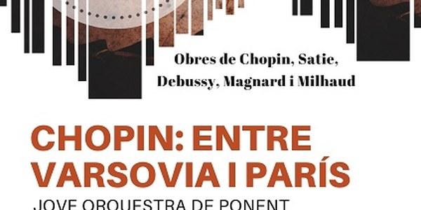 CONCERT JOVE ORQUESTRA DE PONENT - VILANOVA DE LA SAL