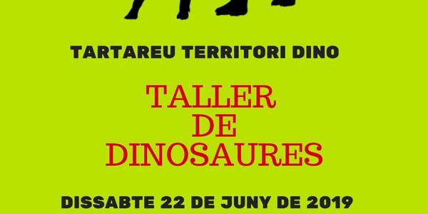 Dissabte 22 de juny al Centre de Dinamització a Tartareu