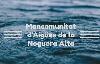 Mancomunitat d'aigües de la Noguera Alta
