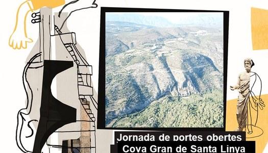 JORNADA DE PORTES OBERTES COVA GRAN DE SANTA LINYA