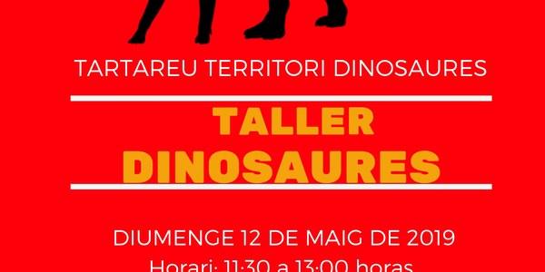 NOVA EDICIÓ TALLER DINO!!!