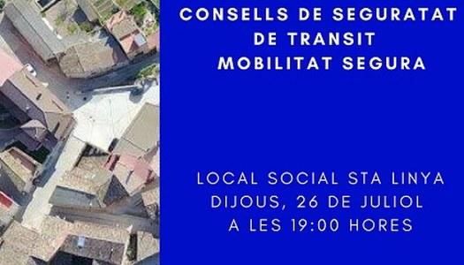 Sessió informativa Mossos d'Esquadra Lleida