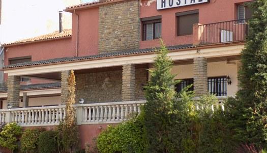 Pensió i restaurant Cal Jordi