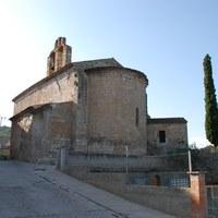 Església de Santa Maria de les Avellanes (Romànic)