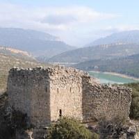 Castell de Montclús de Santa Linya