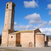 Església de Santa Maria de Vilanova de la Sal (Romànic)