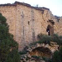 Ermita de Sant Pere de la Vall de Santa Linya